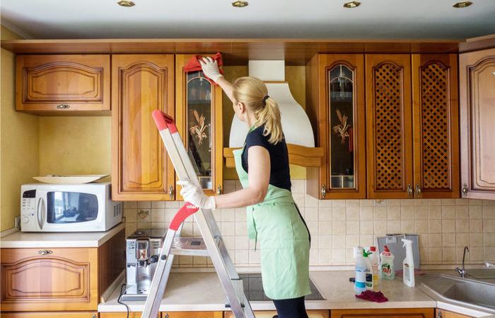 Прибирання - правильне прибирання квартири і будинку