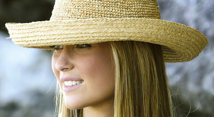 Як почистити солом'яний капелюх в домашніх умовах