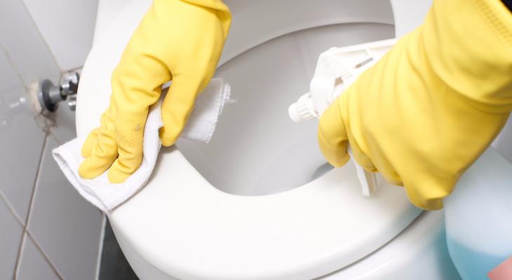 Як очистити унітаз до блиску і білизни