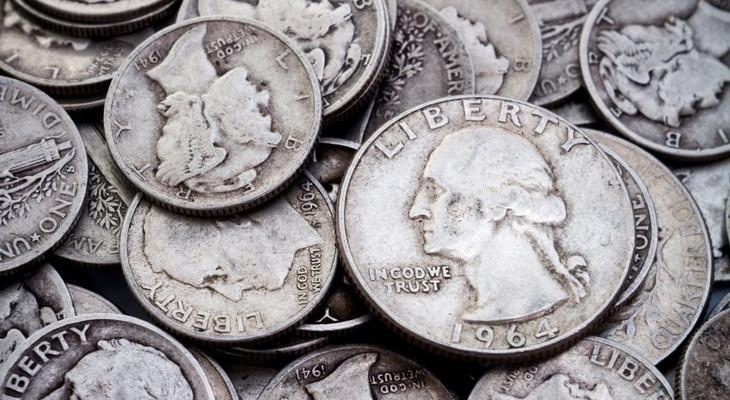 Як чистити срібні монети в домашніх умовах