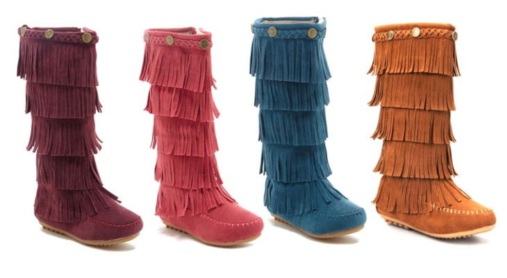 Як пофарбувати замшеві чоботи в домашніх умовах, способи