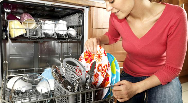 Як працює посудомийна машина зсередини