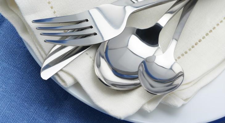 Як почистити столові прибори з нержавіючої сталі в домашніх умовах