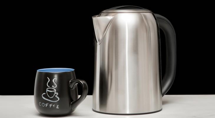 Як прибрати накип у чайнику з нержавійки ефективно
