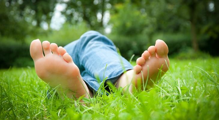 Як відіпрати траву з джинс