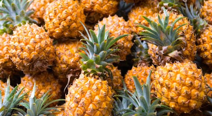 Як зберігати ананас, щоб він довго залишався свіжим