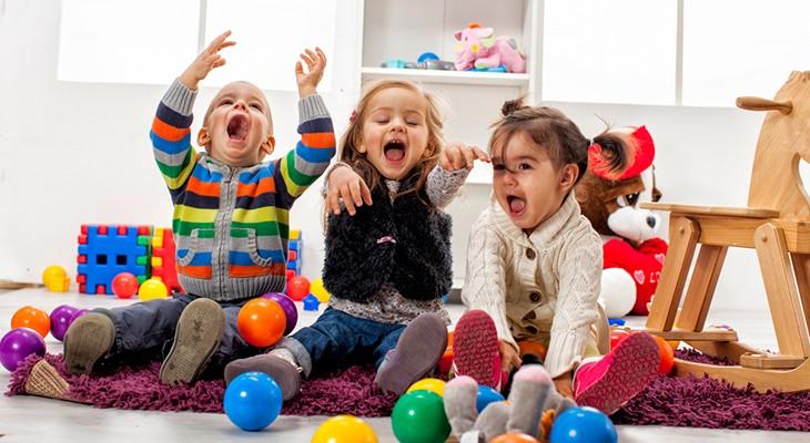 Зберігання дитячих іграшок: як сортувати і будь-що складати