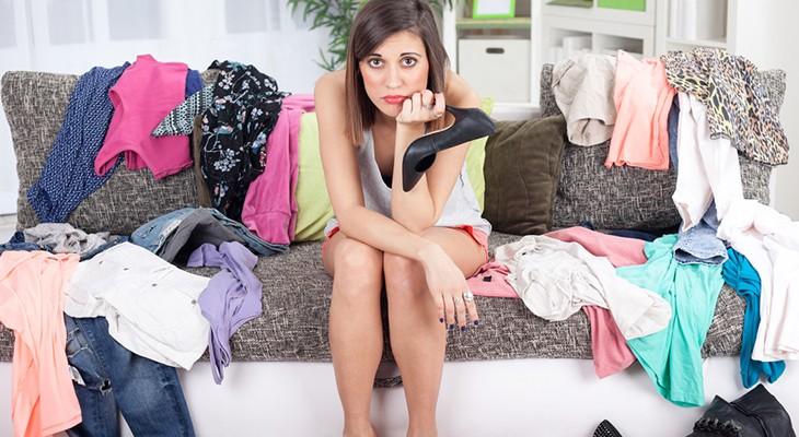 Зберігання речей в шафі: як розкласти все по поличках