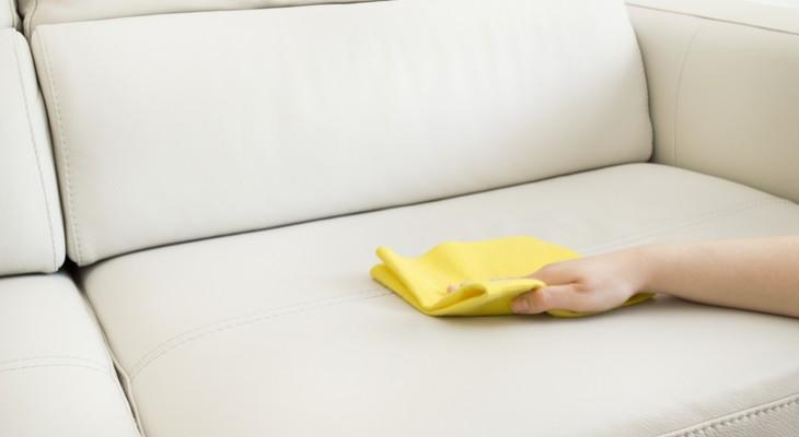 Догляд за шкіряними меблями в домашніх умовах