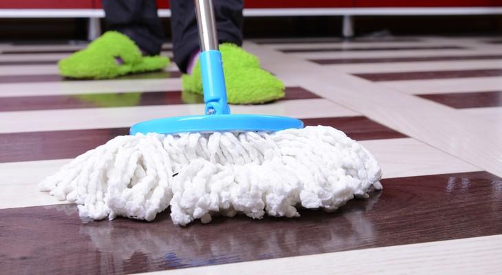 Як вибрати швабру для підлоги