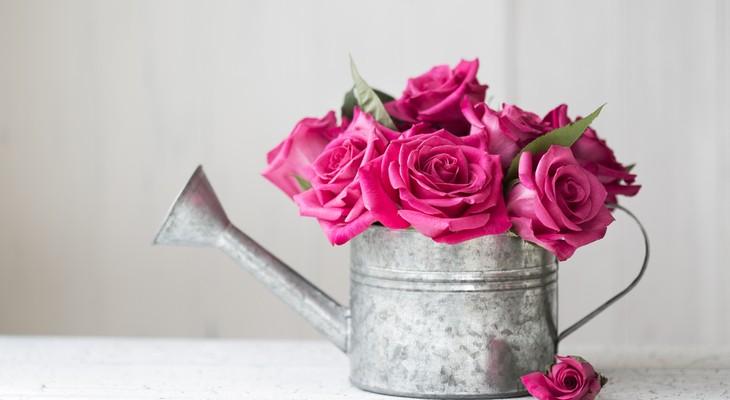 Як зберегти троянди у вазі, щоб букет стояв довше