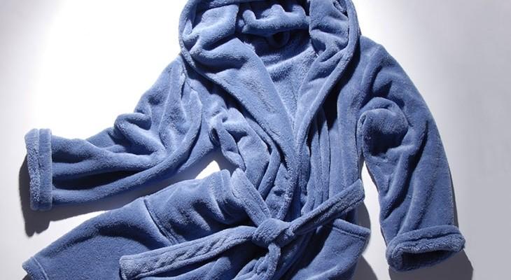 Як прати махровий халат, щоб він залишався м'яким і красивим
