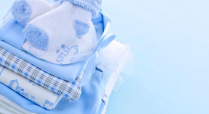 Як відбілити дитячі речі в домашніх умовах