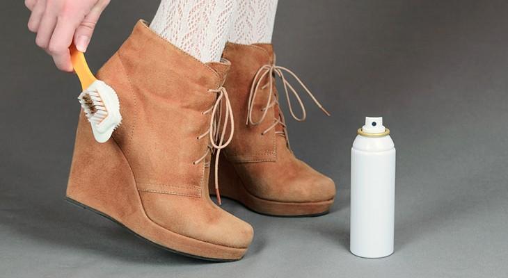 Як помити замшеве взуття в домашніх умовах