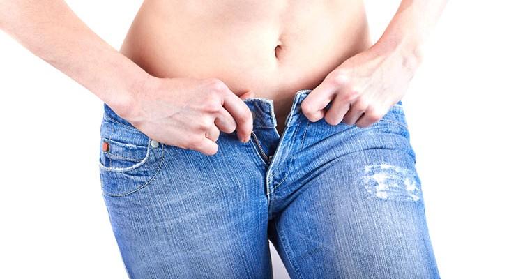 Як розтягнути джинси в домашніх умовах