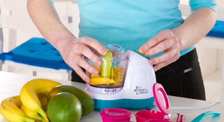 Блендер для дитячого харчування: який краще