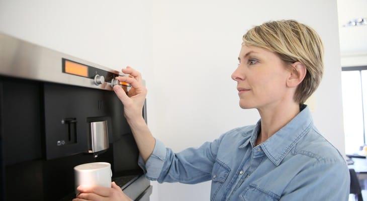 Очищення кавомашини від накипу в домашніх умовах