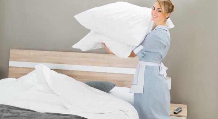 Чи можна прати подушки і ковдри з бамбука