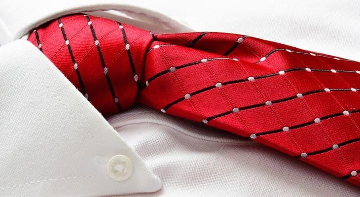 Як випрати краватку в домашніх умовах