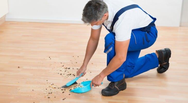 Прибирання після ремонту своїми руками: покроковий план