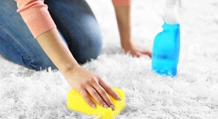 Як почистити ковролін в домашніх умовах