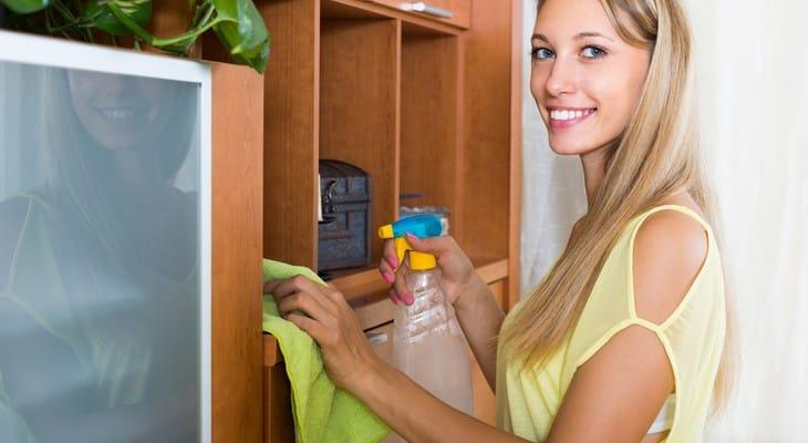 Як позбутися від пилу в квартирі або зменшити її кількість