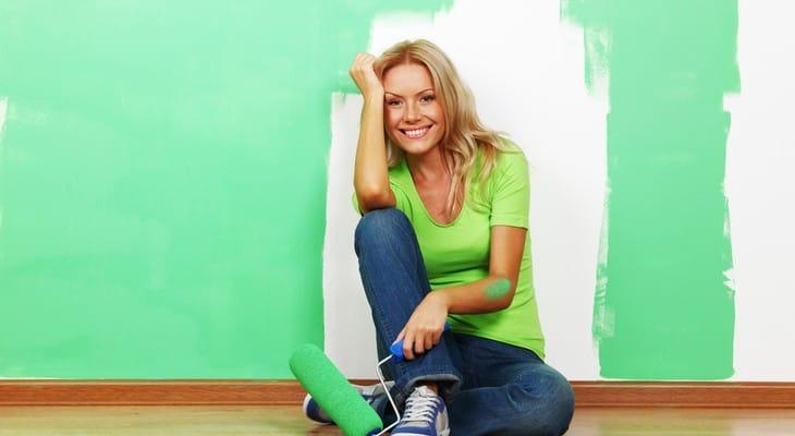 Як позбутися від запаху фарби в квартирі