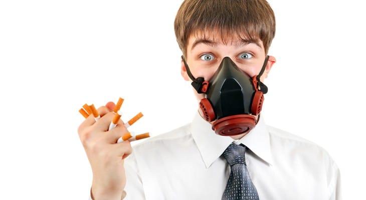Як позбутися від запаху тютюну в квартирі