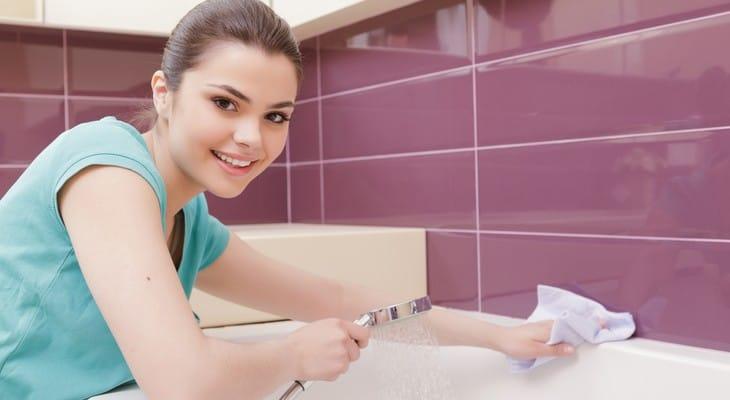 Як відбілити ванну в домашніх умовах народними засобами
