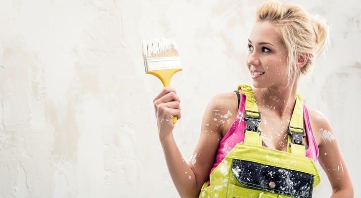 Як відіпрати фарбу з одягу в домашніх умовах: масляну, водоемульсійну, акварельний