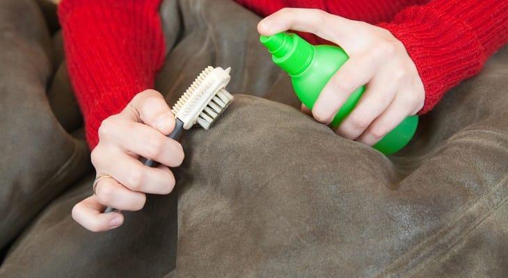 Як почистити дублянку в домашніх умовах