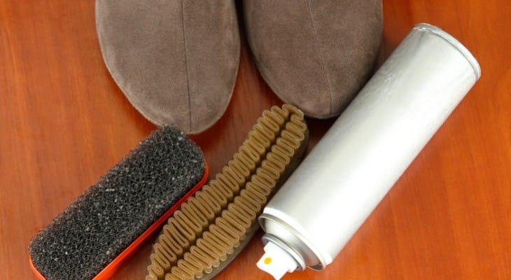 Як почистити замшеві туфлі в домашніх умовах