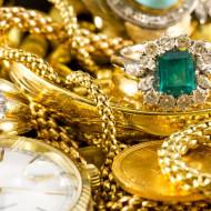 Як почистити золото з дорогоцінними каменями в домашніх умовах