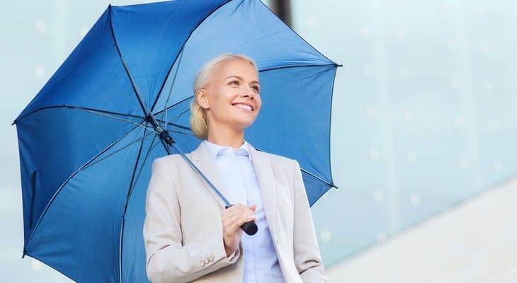 Як сушити парасольку, правильно почистити її або випрати