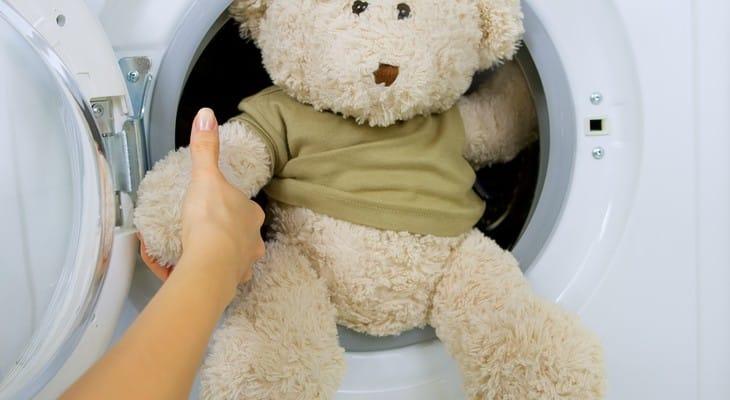 Як прати м'які іграшки в домашніх умовах