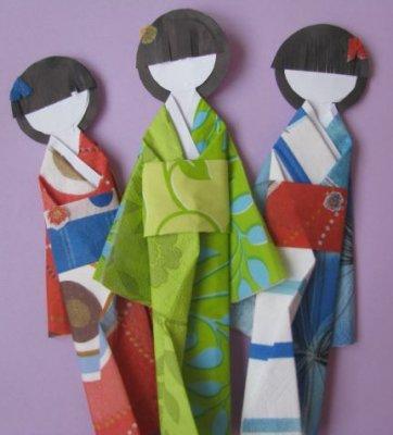 Як зробити ляльку: з тканини, ниток, паперу та інших матеріалів