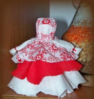 Як зробити ляльку дзвіночок