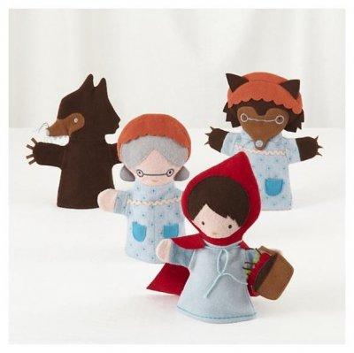 Як зробити ляльку для лялькового театру