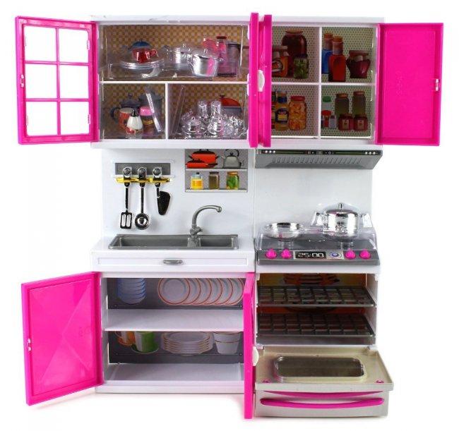 Як зробити для ляльки кухню