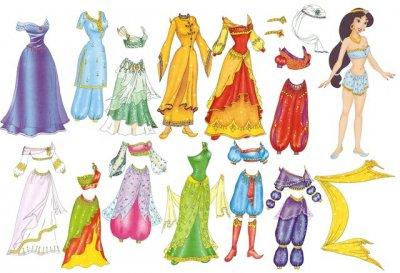Як зробити одяг для ляльки своїми руками