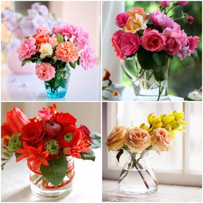 Як довше зберегти квіти?