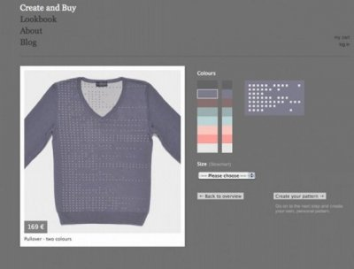 Оригінальний подарунок для хлопця чи дивчини: бінарний код голосу як принт на одязі