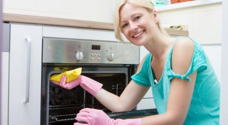 Піролітичне очищення духовки: суть процесу