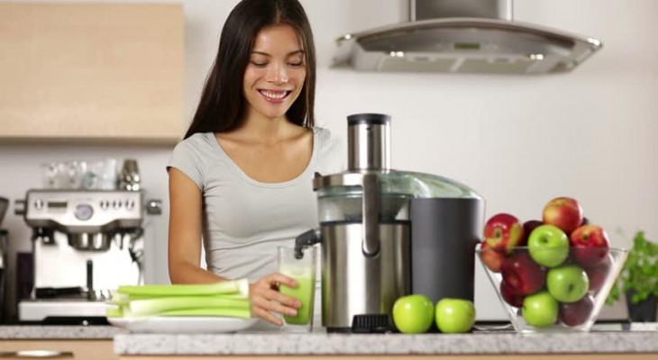 Як вибрати соковижималку для овочів і фруктів