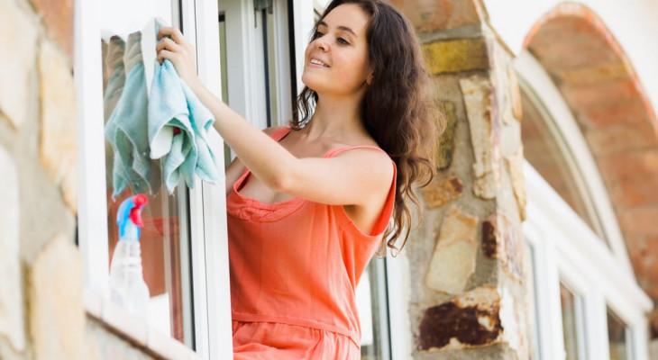 Як помити вікна без розлучень: секрети досвідчених господинь